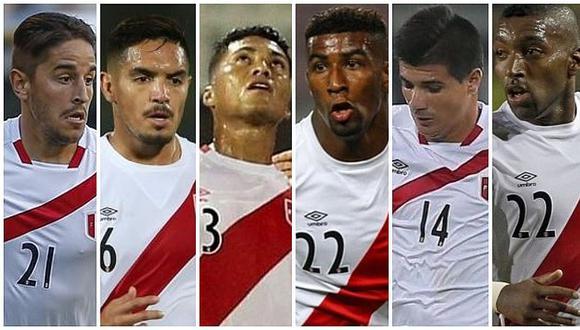 Selección peruana: los jugadores que Ricardo Gareca no volvió a convocar