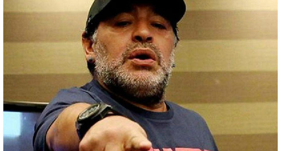 "Diego Maradona: ""Blatter le enseñó a robar a Platini"""