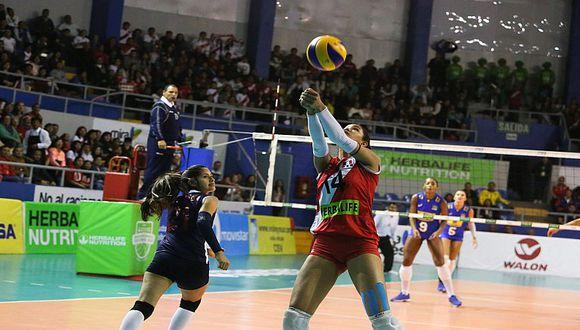 Selección peruana de vóley sub-20 cayó frente a Brasil y no pudo clasificar a Mundial
