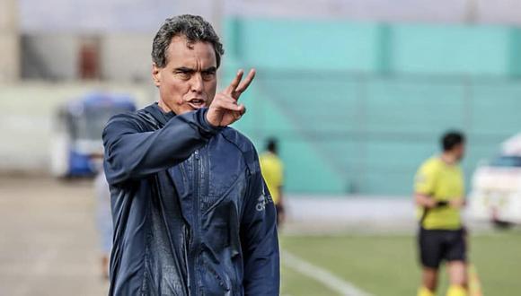 'Chemo' dirige a la Universidad César Vallejo de la Liga 1. (Foto: UCV)