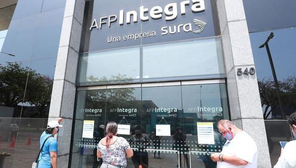 Todas las AFP del país (Profuturo, Integra, Hábitat y Prima) tienen los mismos plazos para el registro de solicitudes. (Foto: Lino Chipana / GEC)