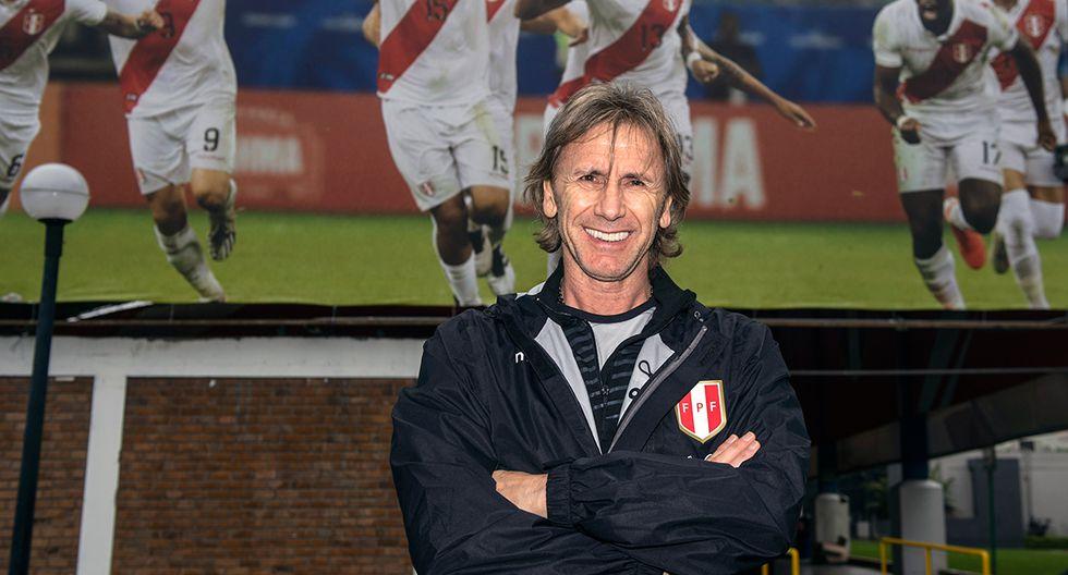 Ricardo Gareca | Argentino | Entrenador de Perú desde marzo del 2015 (Foto: AFP)