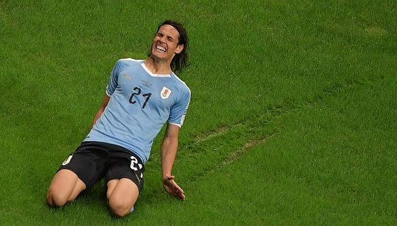 Perú vs. Uruguay EN VIVO: VAR anuló el gol a Edinson Cavani mientras celebraba   VIDEO