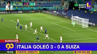 Mira los goles anotados en la Eurocopa 2021