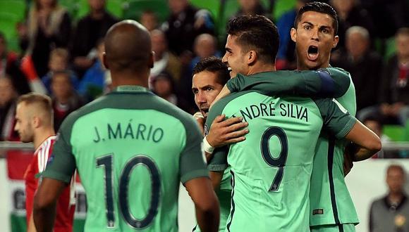 Cristiano Ronaldo: Portugal se aseguró el cupo para el repechaje