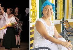 Ministerio de Cultura lamenta el fallecimiento de ex directora de la Escuela Nacional de Folclore, Milly Ahón Olguín