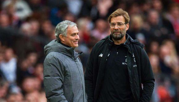 La divertida anécdota de Jürgen Klopp y la posición de José Mourinho en su etapa como futbolista. (Foto: EFE)