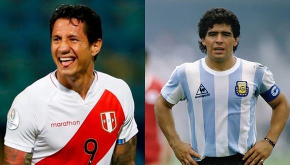 A poco del Perú vs. Colombia por el tercer puesto de la Copa América, diversos usuarios de Tik Tok vienen compartiendo la canción de Gianluca Lapadula al mismo estilo de 'Marado' de Diego Maradona.