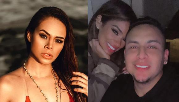 """Jossmery Toledo se pronuncia en el programa """"Amor y Fuego"""" tras asesinato de su amigo Carlos Garay. (Foto: @jossmerytol/@shirleyarica27)."""