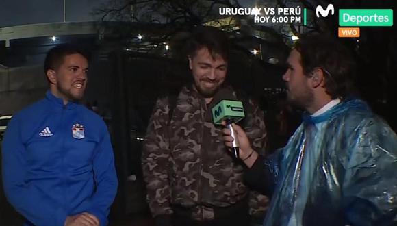 Perú - Uruguay EN VIVO | Hermano de Gabriel Costa luce casaca de Sporting Cristal en el Centenario [FOTO]