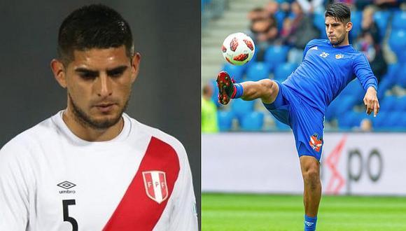 FC Basel publicó el parte médico de la lesión que padece Carlos Zambrano