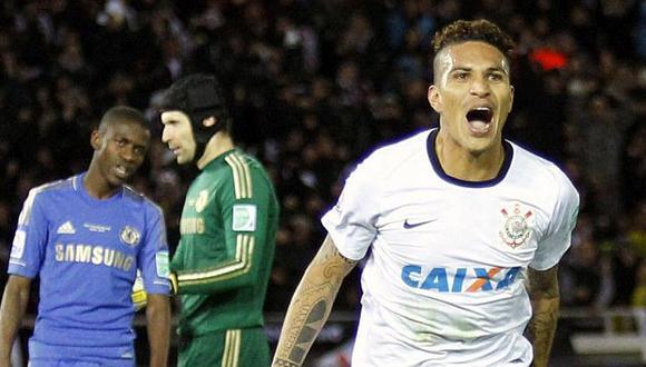 Paolo Guerrero es recordado por Corinthians en emotiva publicación
