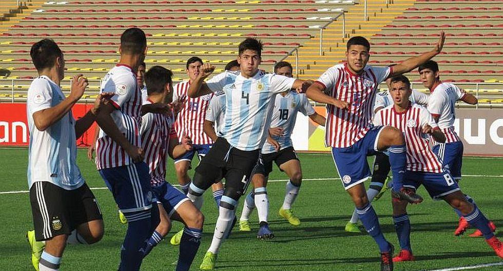 Argentina y su clave para llegar al Mundial Sub-17