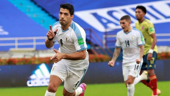 Luis Suárez juega actualmente en el Atlético de Madrid. (Foto: Selección de Uruguay)