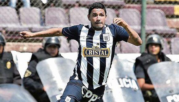 Reimond Manco debutó a nivel profesional en abril del 2007, con camiseta de Alianza Lima. (Foto: GEC)