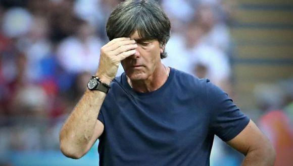 Argentina vs. Alemania EN VIVO   La insólita alineación de Löw para el amistoso ante los albicelestes   FOTOS