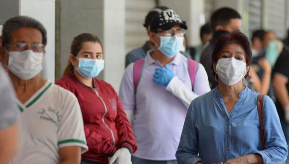 Los peruanos que tuvieron que frenar sus actividades por la cuarentena quieren saber más sobre el nuevo bono de 600 soles (Foto: Andina)