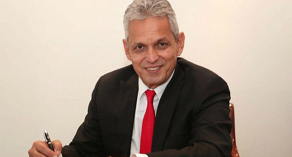 Flamengo: Reinaldo Rueda muestra su felicidad tras llegar al 'Mengao'