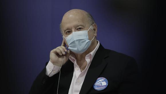 El candidato presidencial de Avanza País respondió a quienes lo comparan con Pedro Pablo Kuczynski. (GEC)