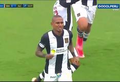 Alianza Lima vs. Sport Boys: Arley Rodríguez rompió el empate con gol para el 1-0 | VIDEO