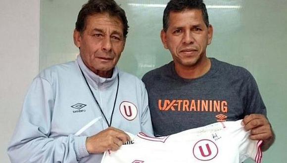 Universitario   Germán Leguía pide el regreso del Puma Carranza y Roberto Chale a la 'U'