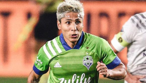 Raúl Ruidíaz se unió a Seattle Sounders en julio del 2018 tras su exitoso paso por Monarcas Morelia. (Foto: Sounders FC)