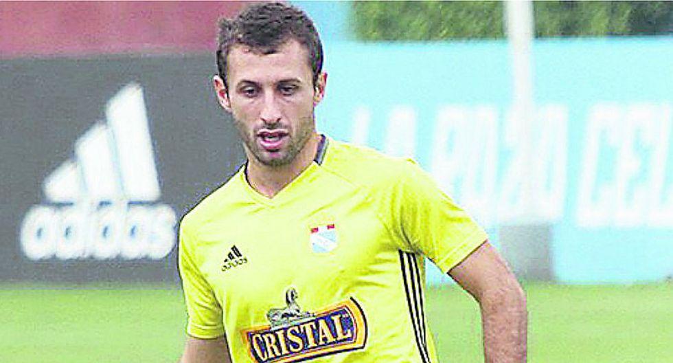 Sporting Cristal: La vuelta de Horacio Calcaterra a las canchas