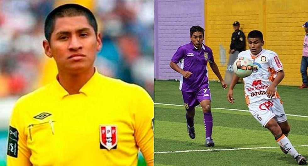 Comerciantes Unidos vs. Ayacucho Fc fue suspendido por agresión a árbitro