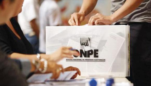 Debido a la pandemia del COVID 19, la ONPE ha publicado una lista de horarios para ir a votar en las Elecciones Generales 2021 el próximo 11 de abril. (Foto: Archivo GEC)