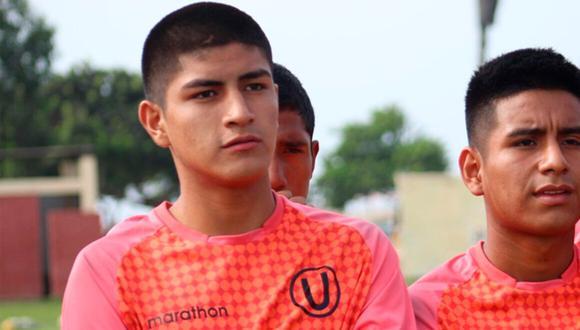 José Soto Peceros debuta en Universitario.