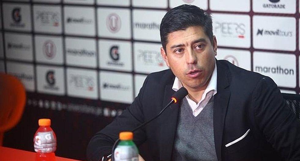 Universitario: Nicolás Córdova admite que ficharán a dos refuerzos más