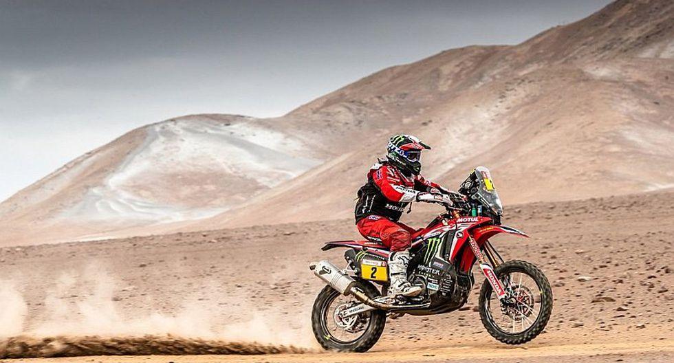 Dakar 2019: sigue EN VIVO la quinta etapa Tacna y Moquegua -Arequipa