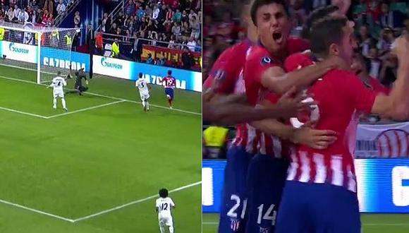 Diego Costa marcó 1-0 tras inofensiva marca de Varane
