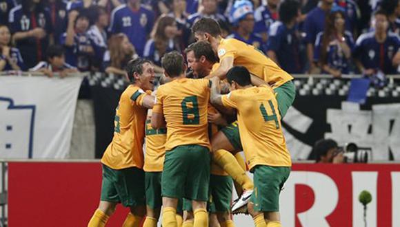 La siempre enigmática selección de Australia llega a Brasil 2014