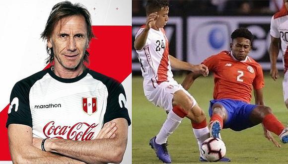 Ricardo Gareca criticó que Perú haya recibido tantos goles después del Mundial [VIDEO]