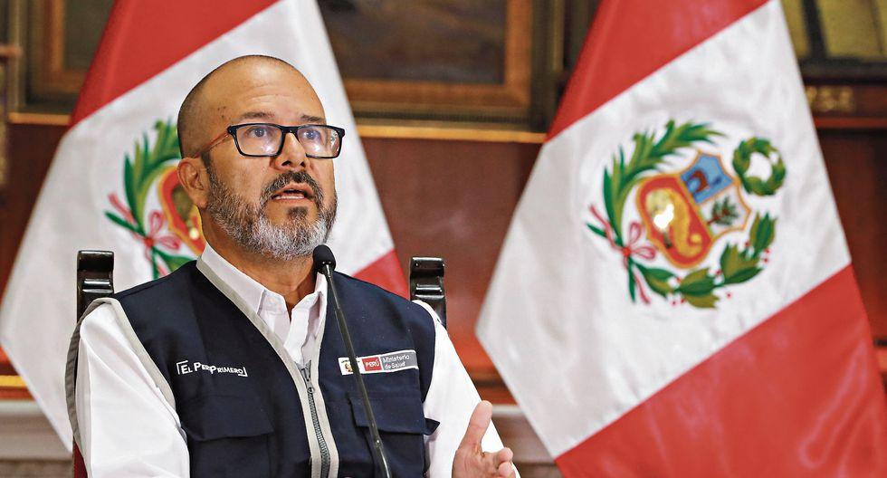 Ministro de Salud confirma que el fútbol no volverá hasta que aparezca la vacuna