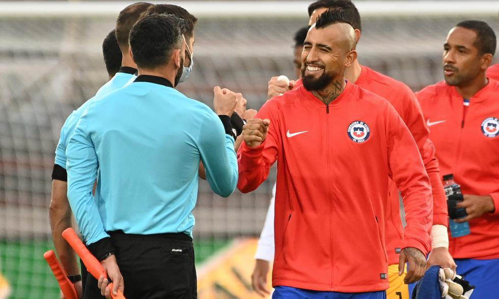 Perú Vs Chile Resultado Goles Y Resumen Del Partido Por Eliminatorias Futbol Peruano El Bocón