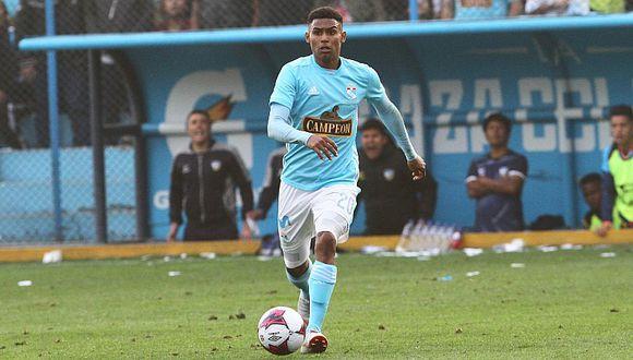 Marcos López fue vendido a un club de la MLS por Sporting Cristal