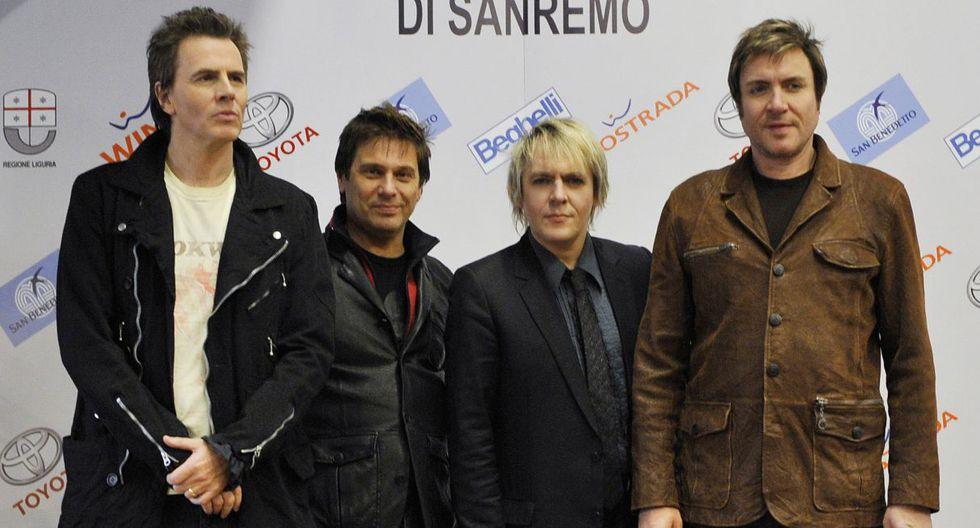 John Taylor, bajista de Duran Duran, dio positivo para coronavirus. (Foto: AFP)