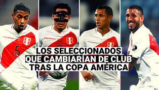 Selección peruana: conoce el futuro de algunos futbolistas tras la Copa América 2021