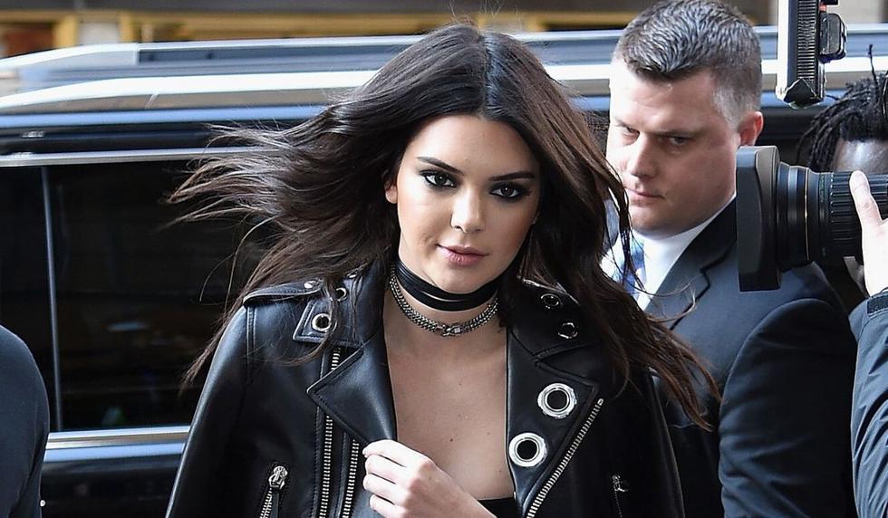 Hace poco, Kendall Jenner acudió a un bar. (AFP)