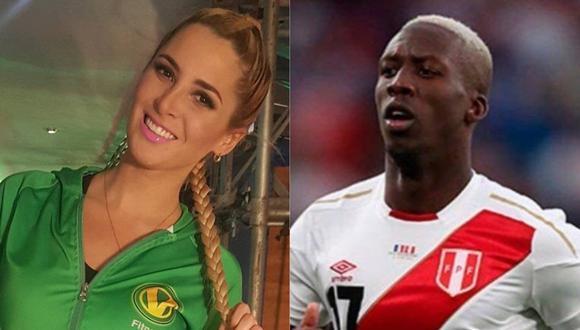 Macarena Gastaldo habló sobre su relación con el futbolista Luis Advíncula. (Foto: @macagastaldo/@luisadvincula17_)