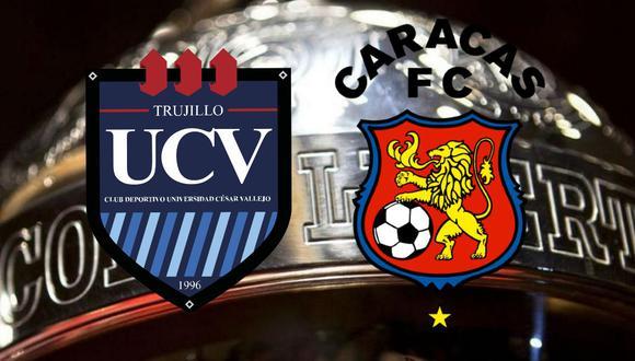 César Vallejo vs Caracas FC: día, hora y canal del partido por Copa Libertadores 2021