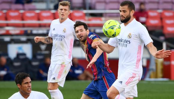 El Clásico En Vivo y En Directo | Barcelona y Real Madrid chocan este sábado 24 de octubre desde las 16 horas de España. FOTO: Captura/Real Madrid
