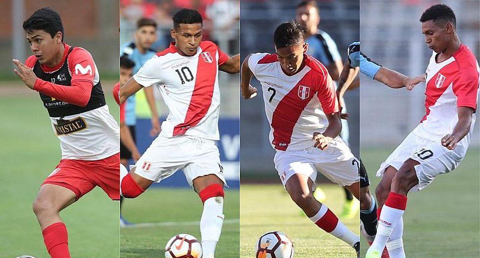 Sudamericano Sub-20: las 7 promesas que Gareca mira para la Copa América