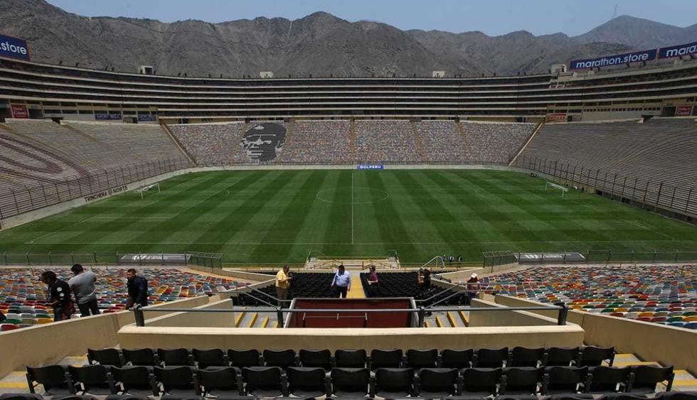 La primera final única de la Copa Libertadores se jugará en Lima. (Foto: Fernando Sangama)