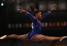 Simone Biles reafirmó su favoritismo en Tokio 2020 y clasificó a todas las finales de gimnasia artística
