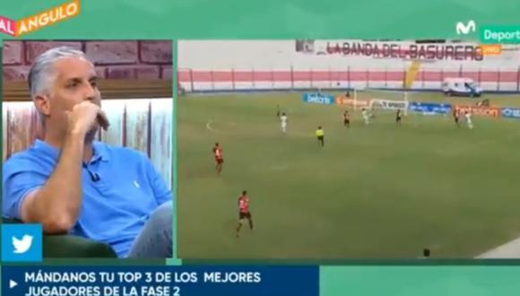 El comentarista de Movistar Deportes, Diego Rebagliati reveló esta información sobre el vestuario de Alianza Lima lo cual ha causado gran polémica en las redes sociales