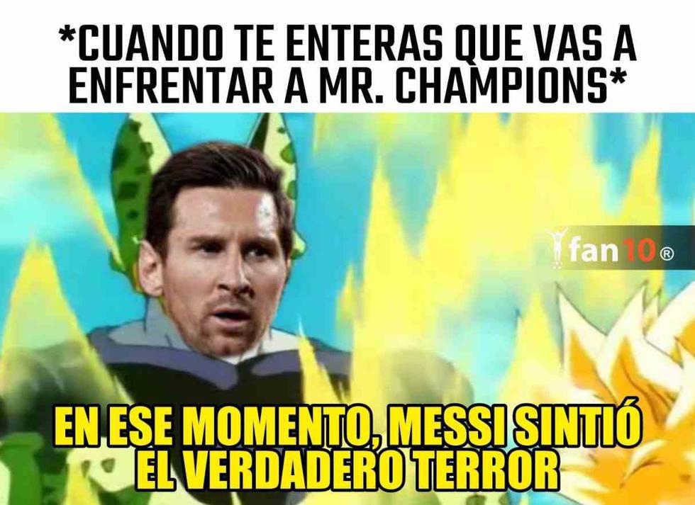 Los mejores memes que dejó el sorteo de la fase de grupos de la Champions League 2020-21. (Facebook)