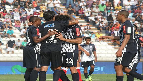 Así fue la última vez que Alianza Lima fue goleado en Matute | VIDEO